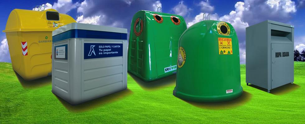 Contenedores soterrados contenedores de reciclaje thesal - Contenedores de basura para reciclaje ...